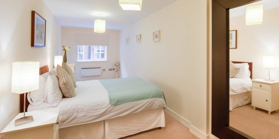 How to make the most out of small bedrooms harrison spinks - How to make the most of a small bedroom ...