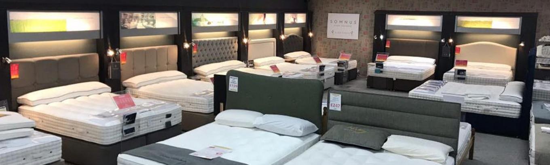Somnus Sleep Studio The Bedroom Centre Worcester